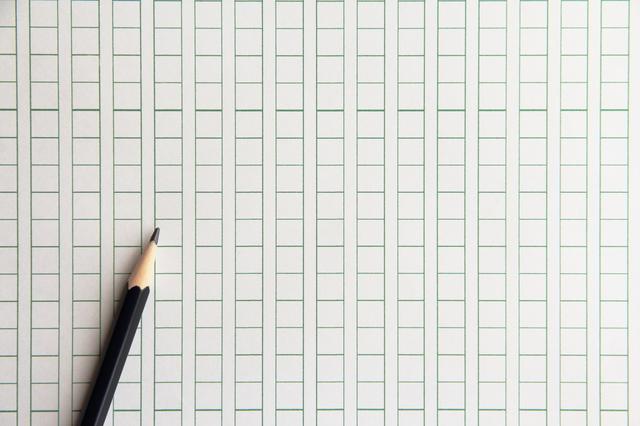 原稿用紙の簡単な初歩や基本的な使い方・利用方法・仕様方法・やり方
