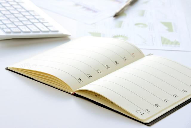 システム手帳の簡単な初歩や基本的な使い方・利用方法・仕様方法・やり方