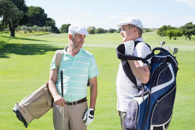 ゴルフバッグポケットの簡単な初歩や基本的な使い方・利用方法・仕様方法・やり方
