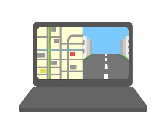 グーグルマップストリートビューの簡単な初歩や基本的な使い方・利用方法・仕様方法・やり方