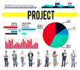 Project Program Plan Business Marketing Concept
