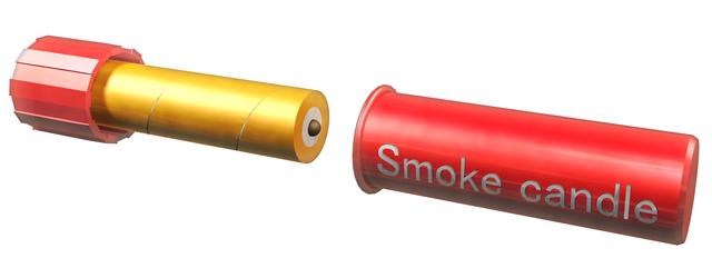 発煙筒の簡単な初歩や基本的な使い方・利用方法・仕様方法・やり方