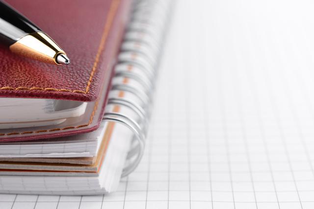 手帳おしゃれの簡単な初歩や基本的な使い方・利用方法・仕様方法・やり方