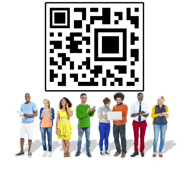 携帯電話qrコードの簡単な初歩や基本的な使い方・利用方法・仕様方法・やり方