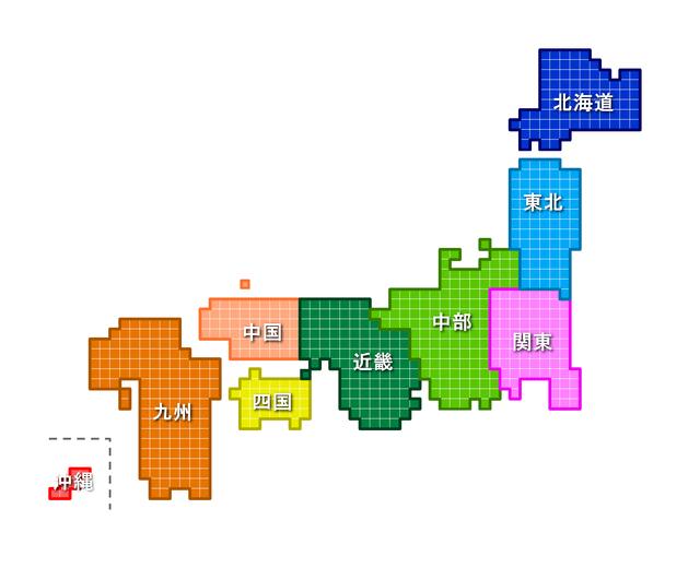 マップの簡単な初歩や基本的な使い方・利用方法・仕様方法・やり方