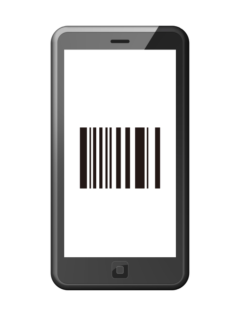 バーコード携帯の簡単な初歩や基本的な使い方・利用方法・仕様方法・やり方