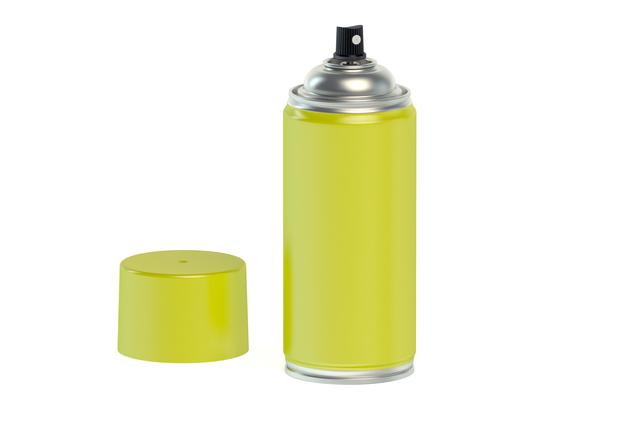 スプレー塗料の簡単な初歩や基本的な使い方・利用方法・仕様方法・やり方