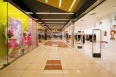 shopping centre corridor, Shops with wide choice of clothes
