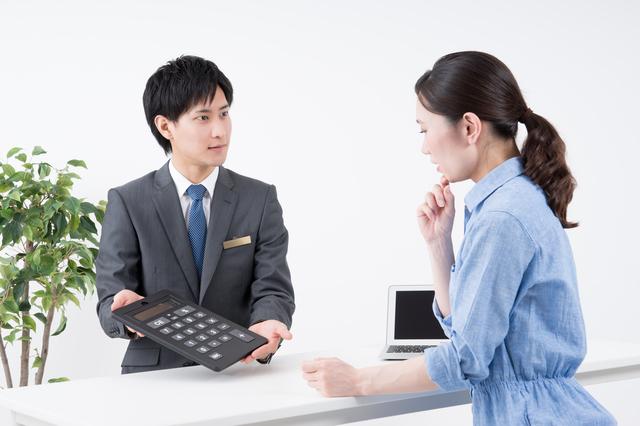 SHARP電卓の簡単な初歩や基本的な使い方・利用方法・仕様方法・やり方