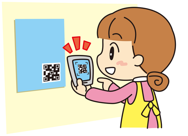 qrコード携帯の簡単な初歩や基本的な使い方・利用方法・仕様方法・やり方