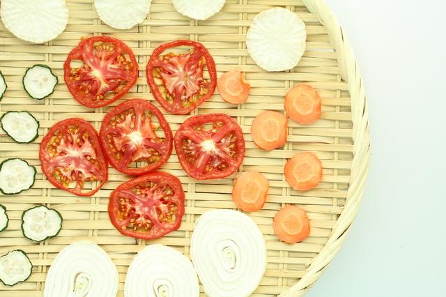 干し野菜の簡単な初歩や基本的な使い方・利用方法・仕様方法・やり方