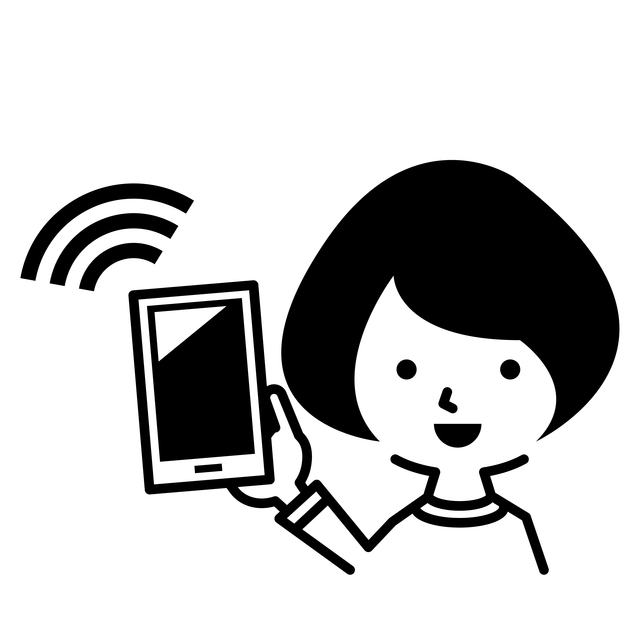 スマホWIFIの簡単な初歩や基本的な使い方・利用方法・仕様方法・やり方