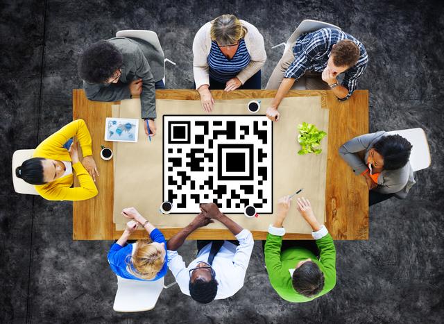 qrコード登録の簡単な初歩や基本的な使い方・利用方法・仕様方法・やり方