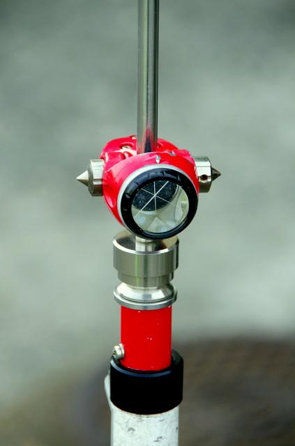 光波測量機の簡単な初歩や基本的な使い方・利用方法・仕様方法・やり方