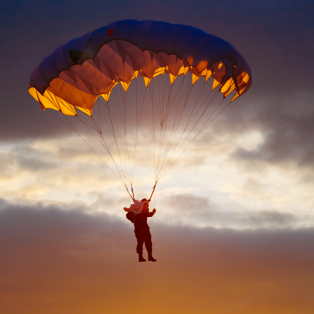 パラシュートアンカーの簡単な初歩や基本的な使い方・利用方法・仕様方法・やり方