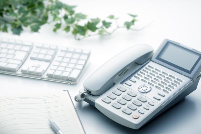 NTT電話の簡単な初歩や基本的な使い方・利用方法・仕様方法・やり方