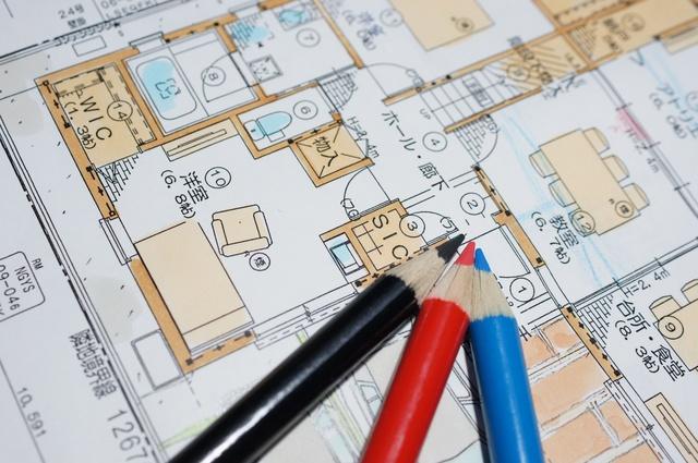 JWCAD図面の簡単な初歩や基本的な使い方・利用方法・仕様方法・やり方